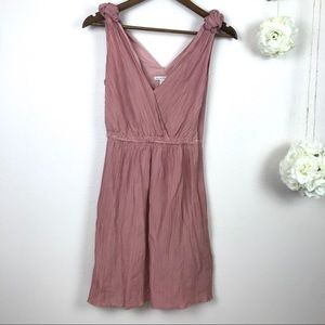 Banana Republic Dusty Rose Dress 4P